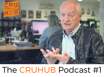 The CRUHUB Podcast #1: Joan Gonzàlez, director of DocsBarcelona