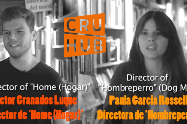 The Cruhub Podcast #8: Interview with Film Students Paula Garcia y Víctor Granados from Barcelona