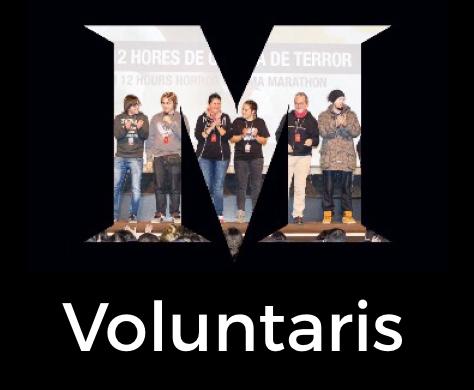 TerrorMolins, Festival de Cine de Terror de Molins de Rei: ¿quieres ser voluntaria/o?