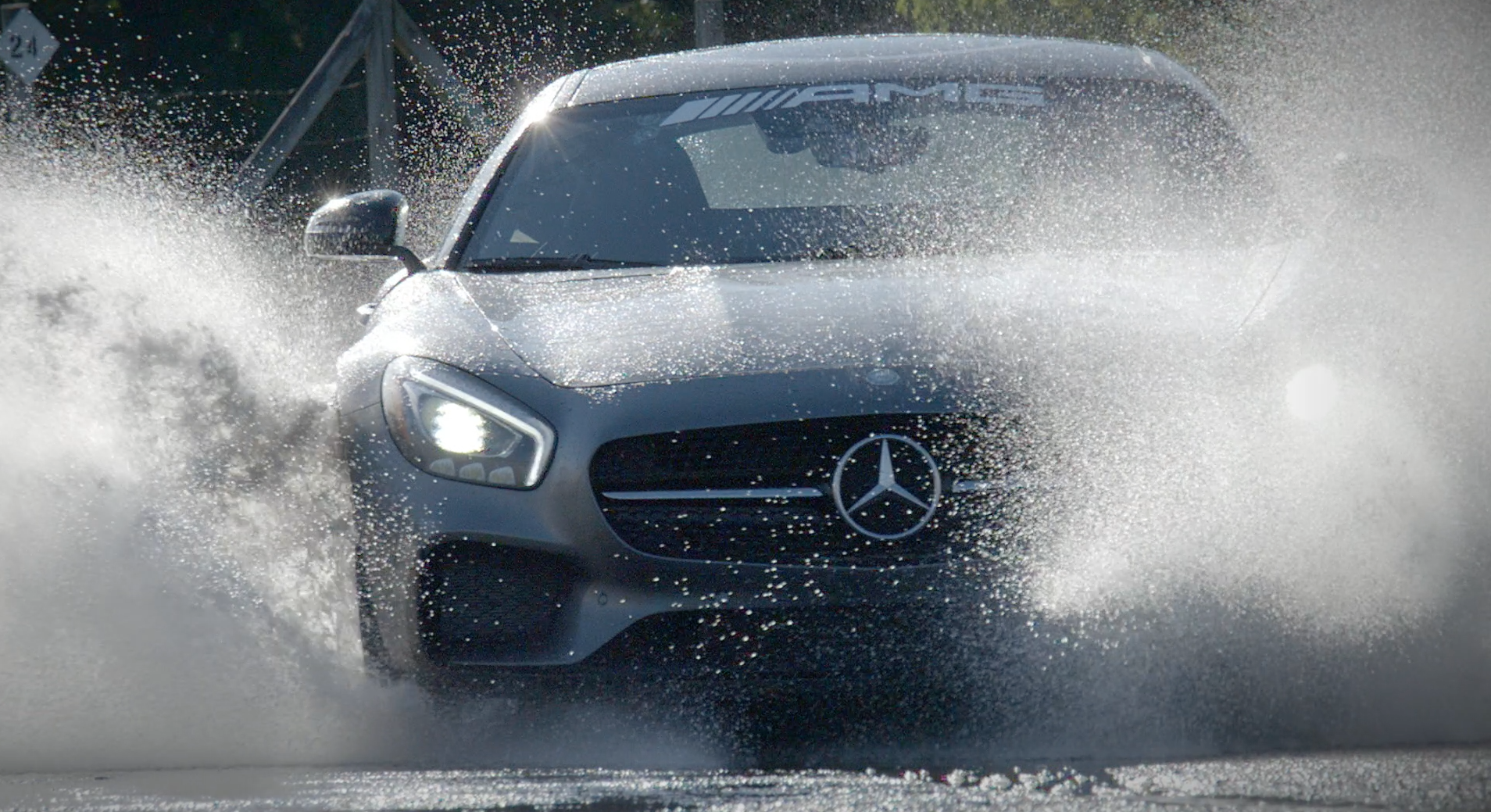 2016 AMG Driving Academy
