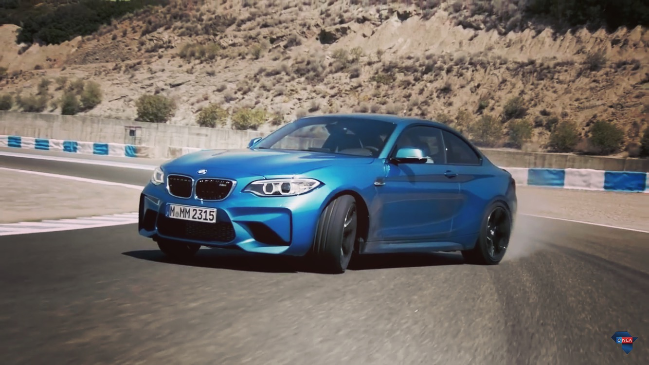 Bmw M2 Launch Film 1