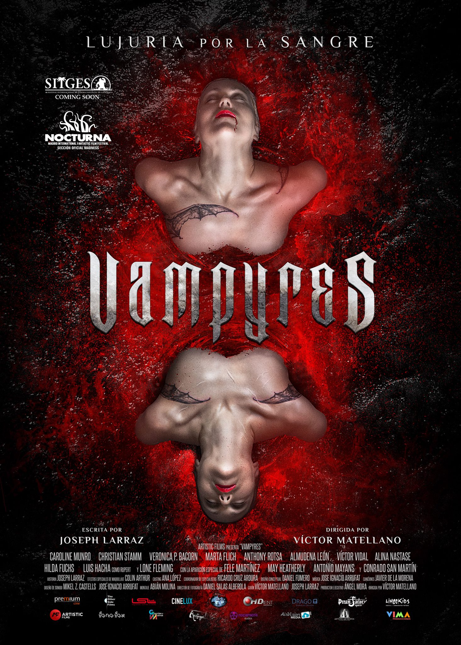 Vampyres, by Victor Matellano