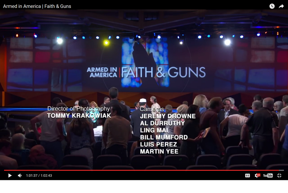 "PBS - Town Hall Meeting - ""Police and Guns"" and ""Faith and Guns"""