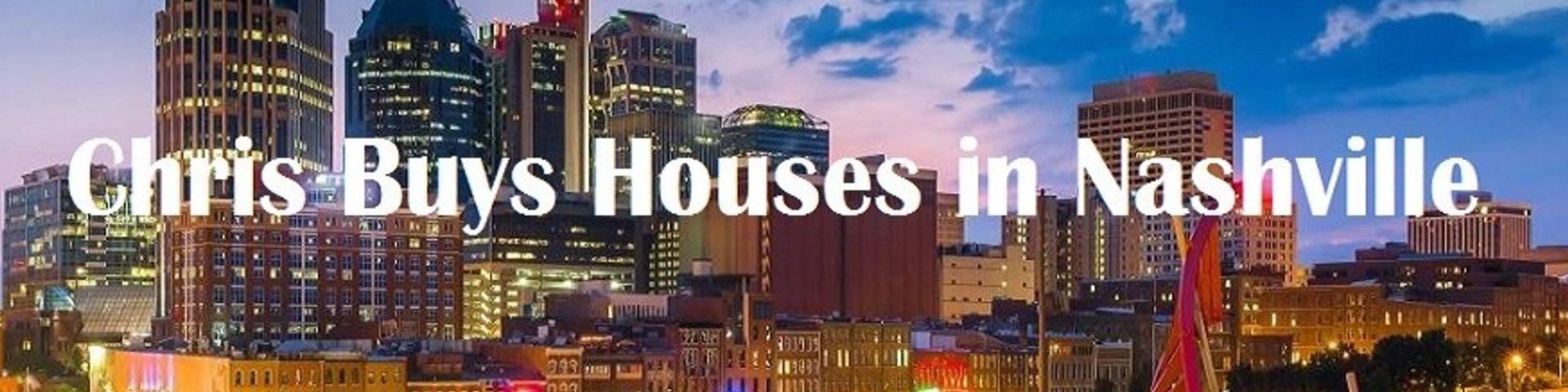 Chris Buys Houses in Nashville