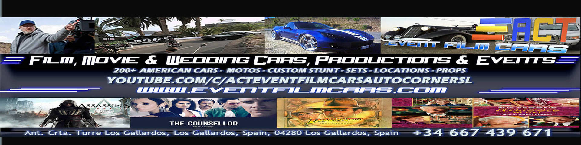 Event Film Cars